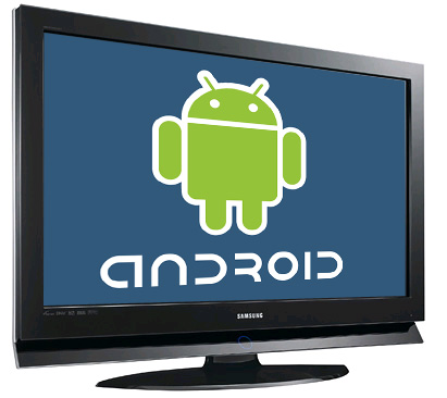 Android to your living room through Google TV