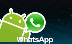 Using WhatsApp for Android