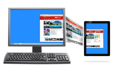 Control your PC with your tablet