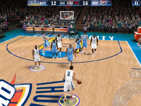 The NBA 2K13 Apk