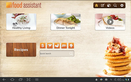 ifood assistant android app