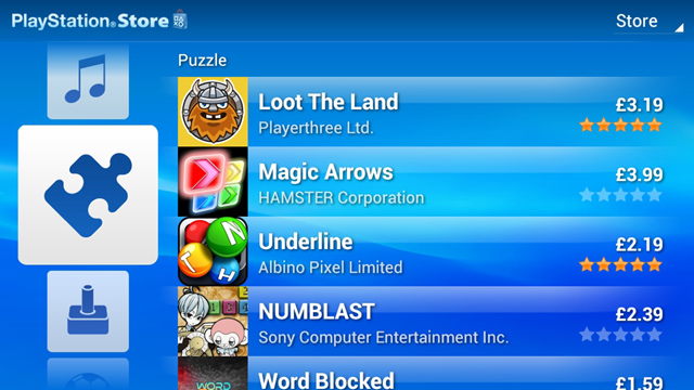 PlayStation Mobile available in android devices