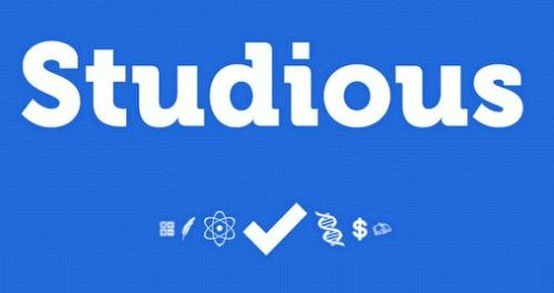 Studious allows your brain to take a rest from all