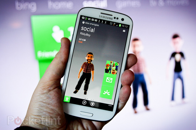 Xbox SmartGlass – The 360 Entertainment Center for Your Android