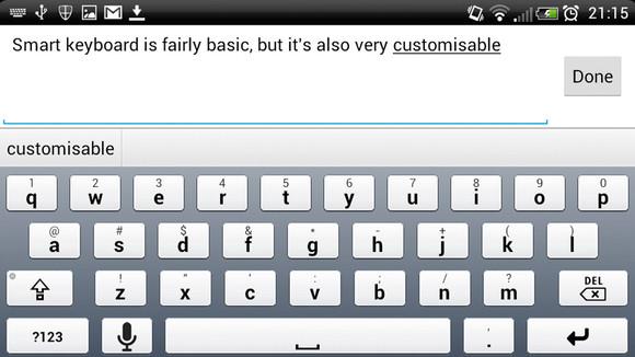 Best Android Keyboard Apps-Smart Keyboard App