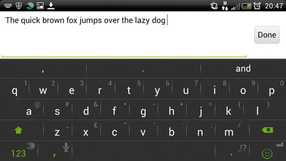 Best Android Keyboard Apps-SwiftKey App