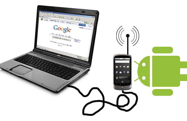 How to Tether Any Android Phone
