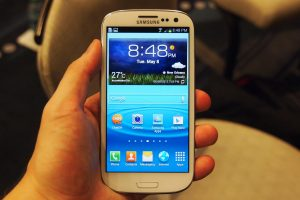Most Important Android Smartphone of 2012