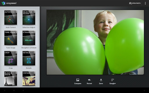Snapseed for Android Review