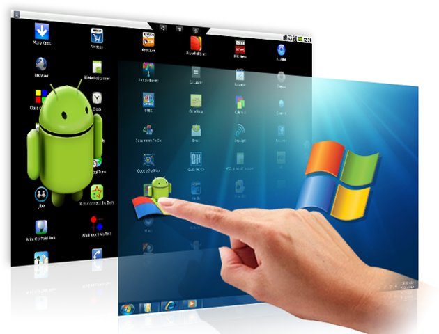 New Lenovo Tablet Allows Windows 8 Users to Run Android Apps Using Emulator