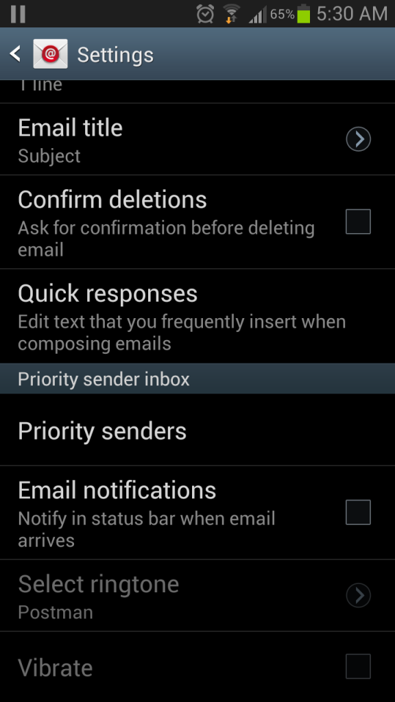 samsung dual notifications