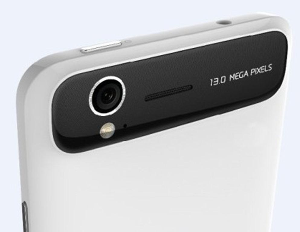 ZTE Grand S 13MP Camera