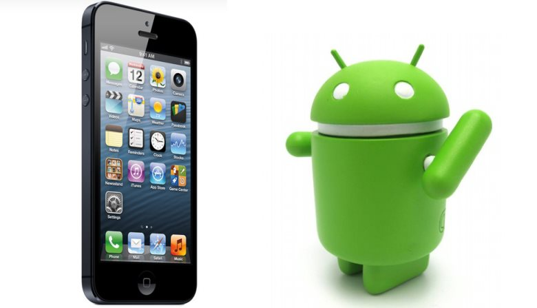 """iPhone 5 Ranked Below Major Android Competitors in Recent """"Consumer Reports"""" Study"""