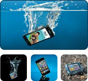 Protects Phones from Dangerous Liquids