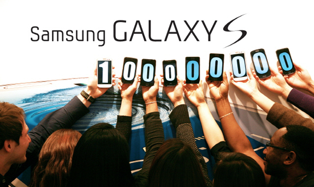 Samsung Announces The Galaxy S Series Has Sold Over 100 Million Units