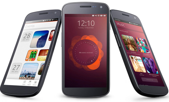 Android Will Have a New Challenger in 2013: Ubuntu Smartphone OS