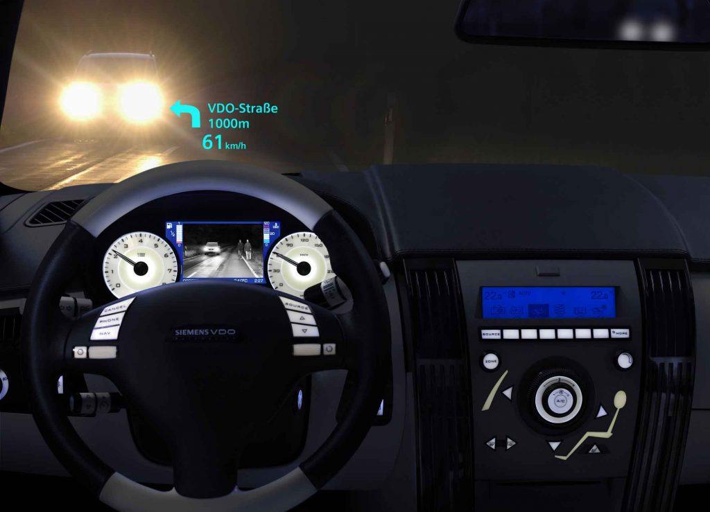 car-hud-display