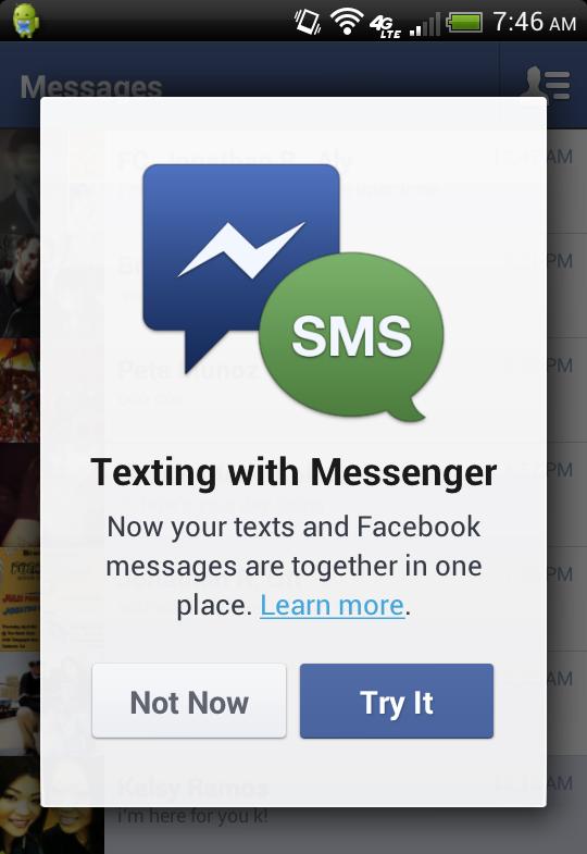 facebook-sms-messenger