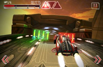 Experience Excellent Graphics and Speedy Hovercraft Racing with New 'Repulze' Game for Android