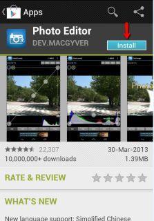 Android-wallpaper-app-Photo-Editor-Install