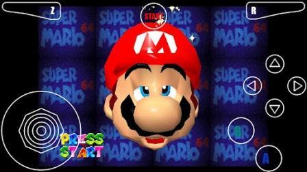 N64-Emulator-Android-Apk-Download