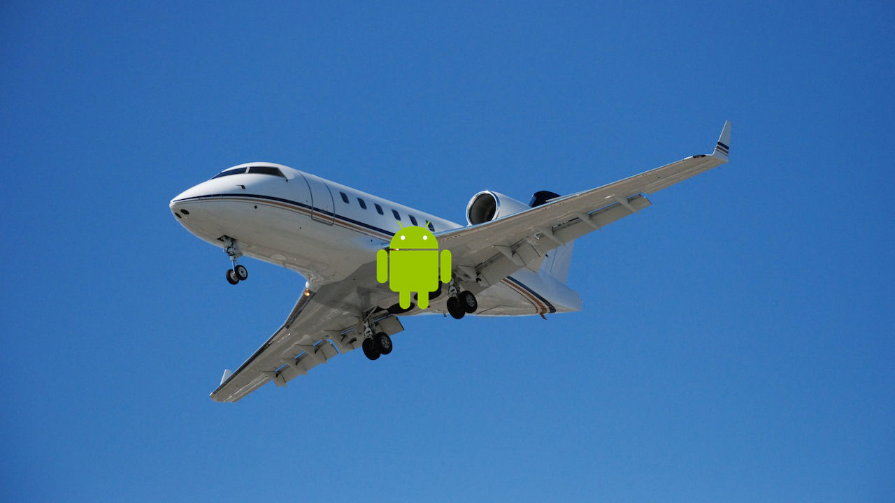 New Android App Lets You Hijack Commercial Aircraft and Take Full Control