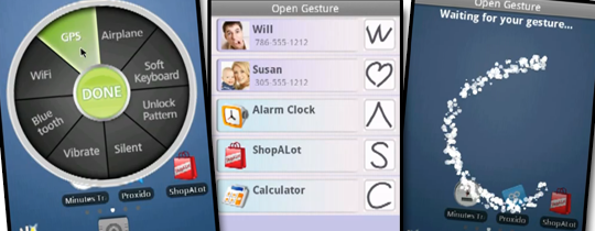 Be a Smooth Operator by Using Gesture Control on your Android Device