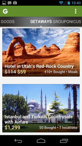 groupon offers