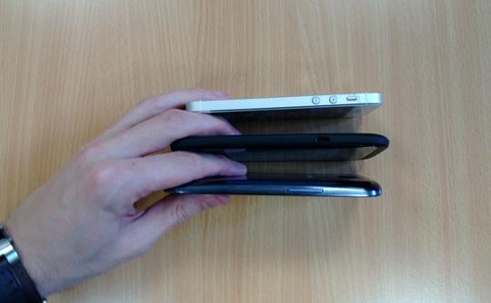 htc one x vs samsung galaxy s4 vs apple iphone 5