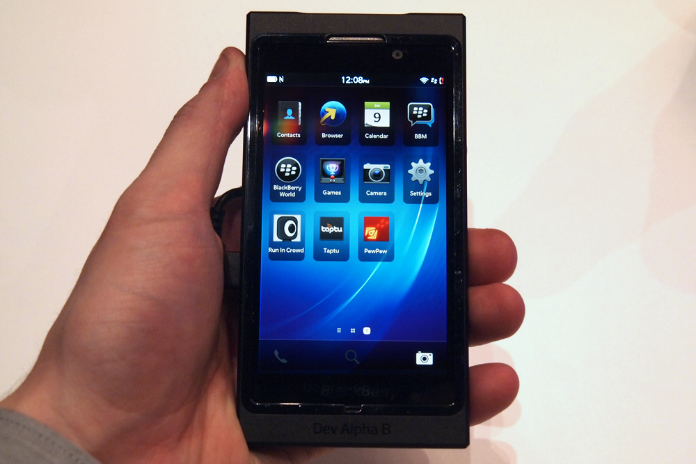 How to Preview BlackBerry 10 on your Android