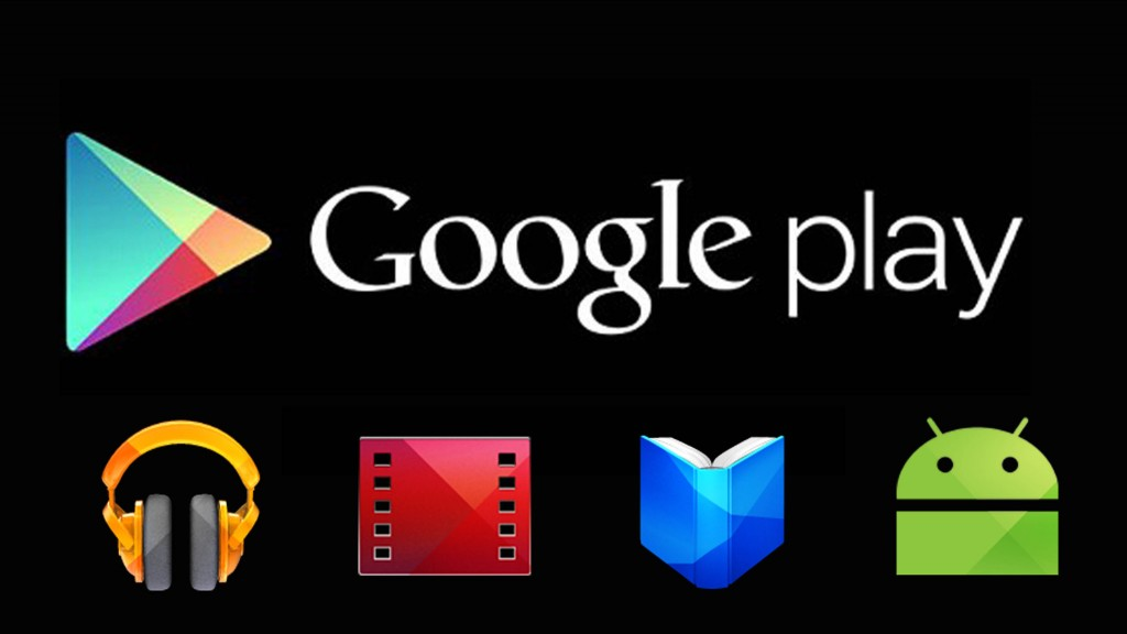 Download apps from the Google Play Store