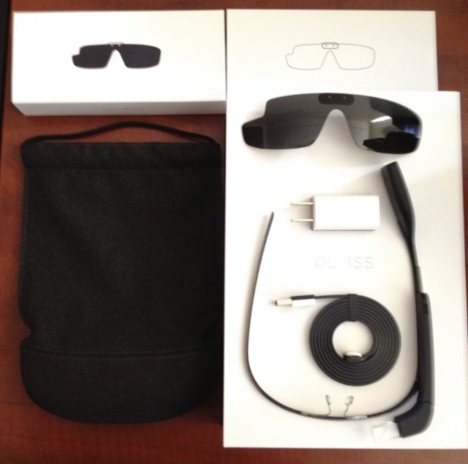 Google Glass Specs Officially Revealed