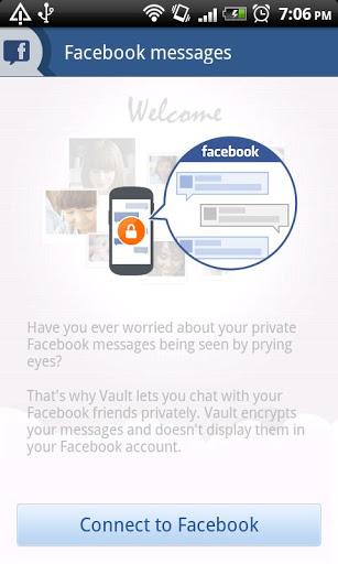 vault hide messages