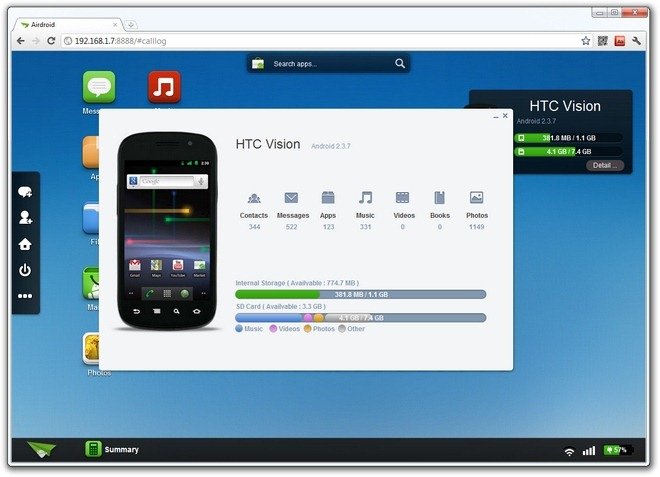How to Wirelessly Connect your Android Smartphone to any PC With AirDroid