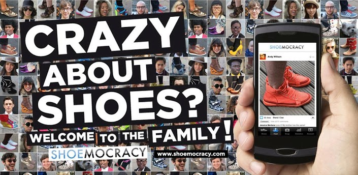 Shoemocracy – Democracy for Your Shoes