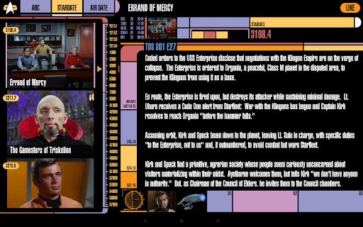 Star Trek Epsiode Guide