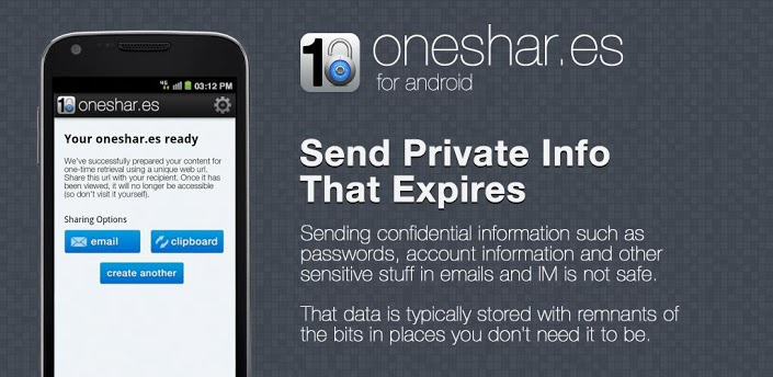 oneshar.es android