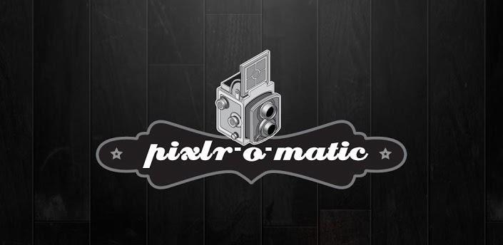 Pixlr-o-matic – The Dream App for Photo-Editing & Customization