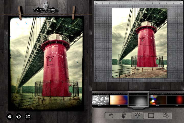 The Dream App for Photo-Editing