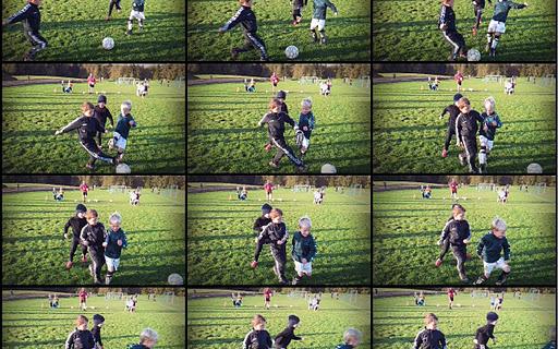 fast burst camera clicks