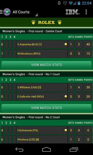 wimbledon scores
