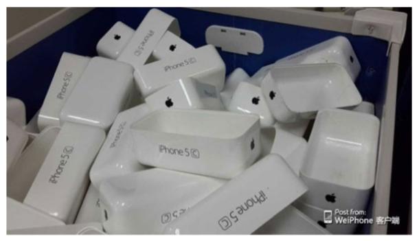 iPhone 5C Photos Leaked