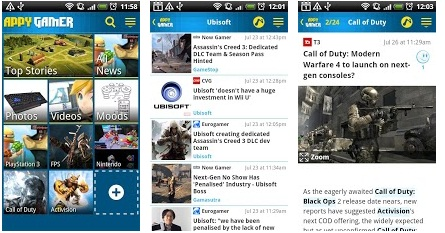 appy gamer news