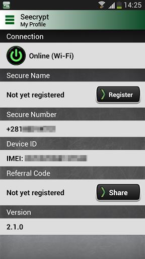 seecrypt profile