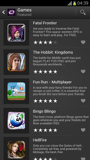 download games with zedge