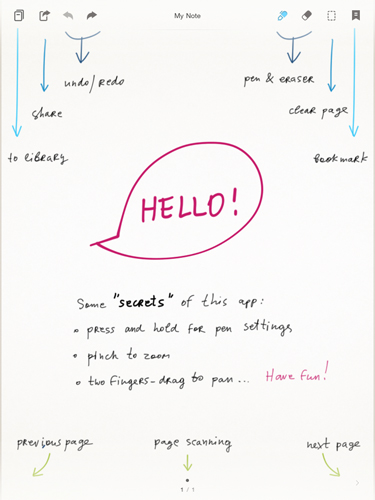 bamboo paper notes 2