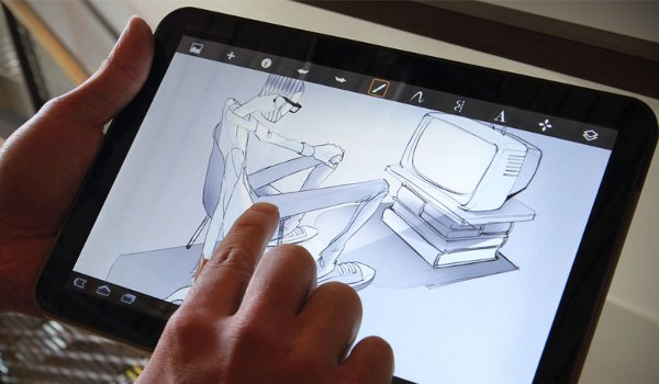 How to Turn Your Android Into a Canvas for Drawing