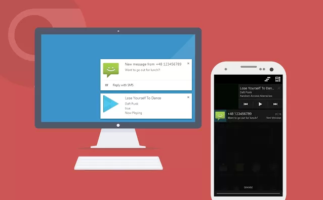 How to Use Krome to Receive Android Notifications on your Computer