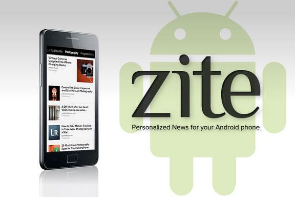 Tune into the Information Zeitgeist with Zite