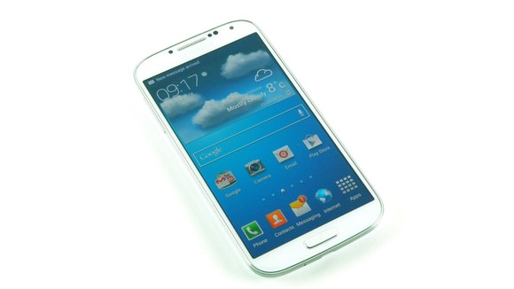 SamsungGalaxy S4 review